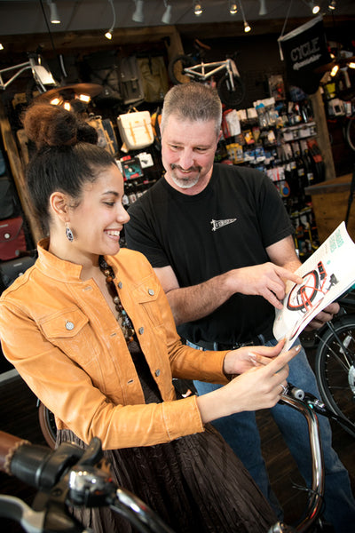 Voltaire Cycles Franchise Opportunities