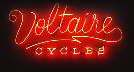 Voltaire_Cycles_Denville_NJ_sign