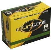 Sunlite 20 x 1-1/8 Schrader Valve Tube-Sunlite-Voltaire Cycles of New Jersey