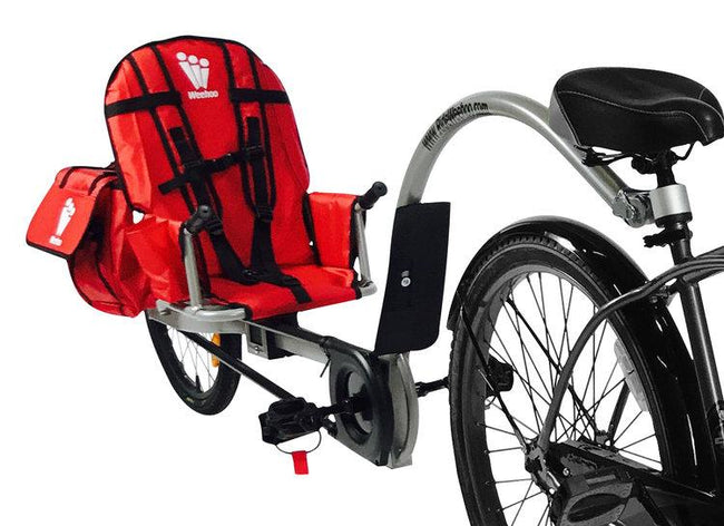 Weehoo VENTURE Bike Trailer for Child Seat-Weehoo-Voltaire Cycles of New Jersey