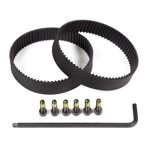 Boosted Board Generation 1 Motor Belt Service Kit-Boosted-Voltaire Cycles of New Jersey