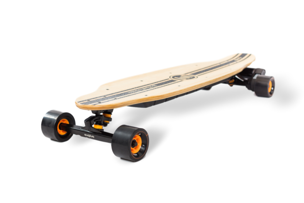 Evolve Bamboo One Skateboard-EVOLVE-Voltaire Cycles of New Jersey