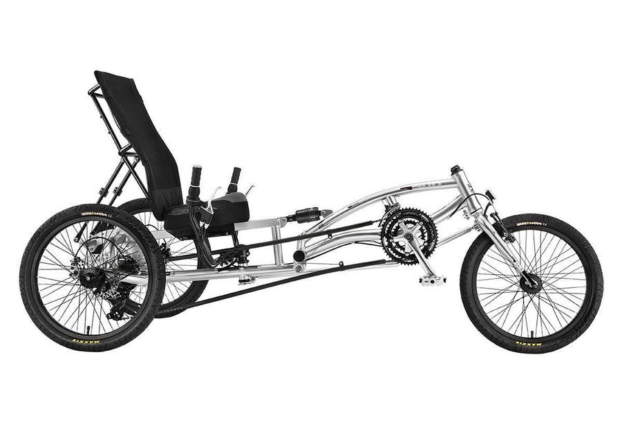 Sun Seeker EZ-3 USX HD Recumbent Trike-SunSeeker-Voltaire Cycles of New Jersey