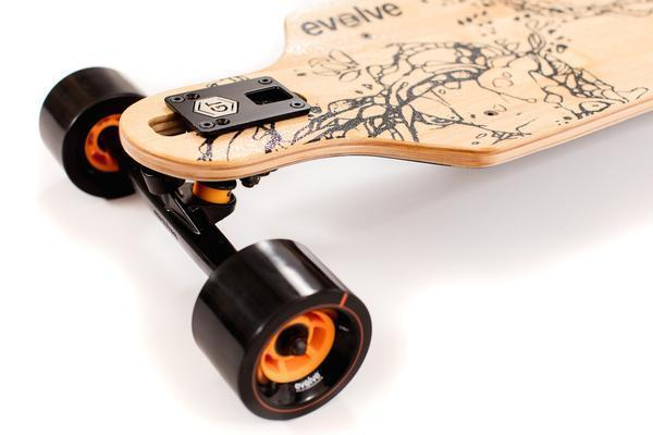 EVOLVE BAMBOO GT STREET SKATEBOARD-EVOLVE-Voltaire Cycles of New Jersey