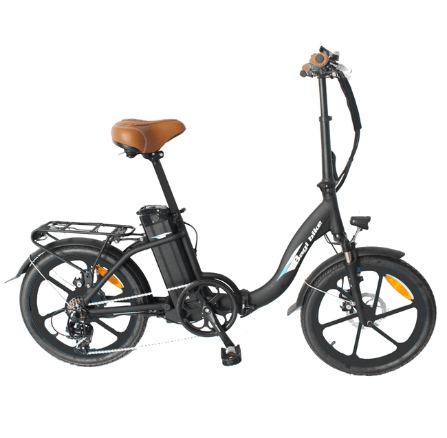 Bagibike B10 48v Premium Folding E-Bike-Bagibike-Voltaire Cycles of New Jersey