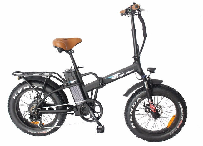 Bagibike B20 Folding Fat Bike Class 3 Speed Pedelec-Bagibike-Voltaire Cycles of New Jersey