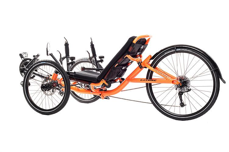 Catrike 559 Recumbent Trike-Catrike-Voltaire Cycles of New Jersey