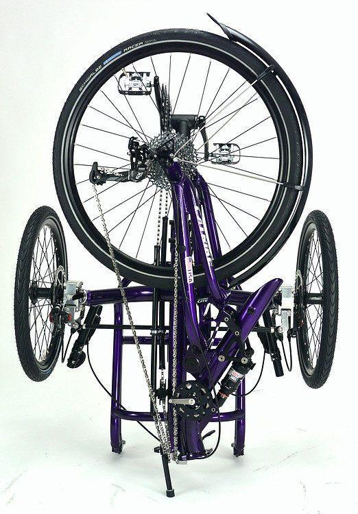 Catrike Dumont Full Suspension Trike-Catrike-Voltaire Cycles of New Jersey
