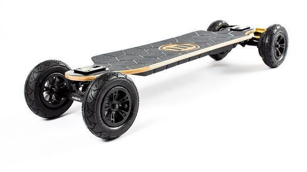 Evolve Bamboo GTX All-Terrain Skateboard-EVOLVE-Voltaire Cycles of New Jersey