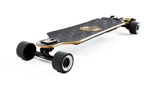 EVOLVE BAMBOO GTX STREET SKATEBOARD-EVOLVE-Voltaire Cycles of New Jersey
