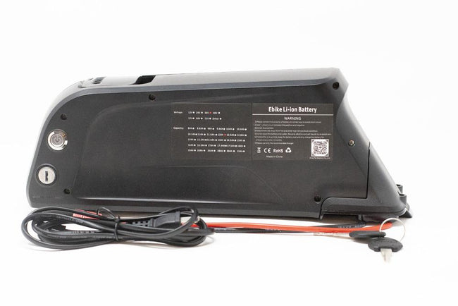 36v Panasonic 12.5ah Dolphin E-Bike Battery Pack-A34-Voltaire Cycles of New Jersey