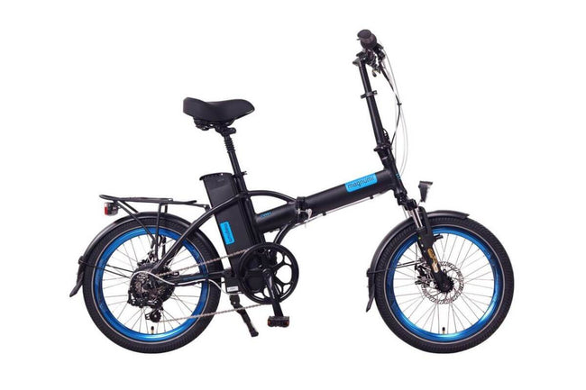 Magnum Classic II High Step Folding Electric Bike-Magnum-Voltaire Cycles of New Jersey