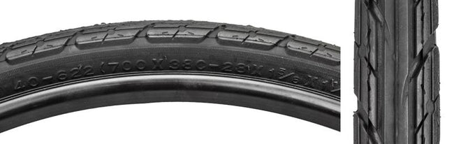 Hybrid Eurotour 700x38 Sunlite Bicycle Tire-Sunlite-Voltaire Cycles of New Jersey