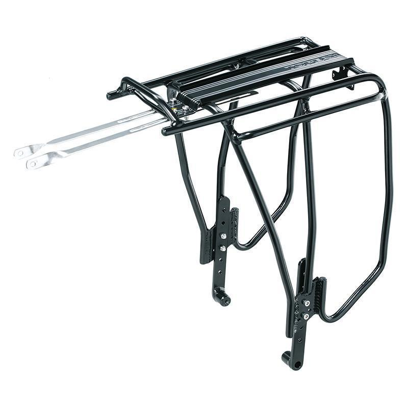 Topeak Uni Super Tourist Fat Disc MTX Rear Bicycle Rack-Topeak-Voltaire Cycles of New Jersey