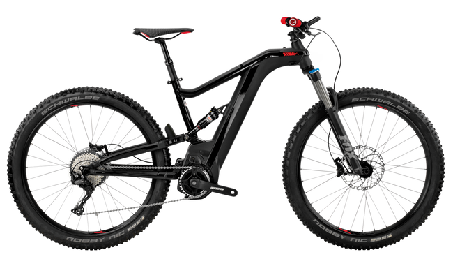 BH Atom X Lynx 5 27.5 + PRO eMTB 110nm Torque-BH Easy Motion-Voltaire Cycles of New Jersey