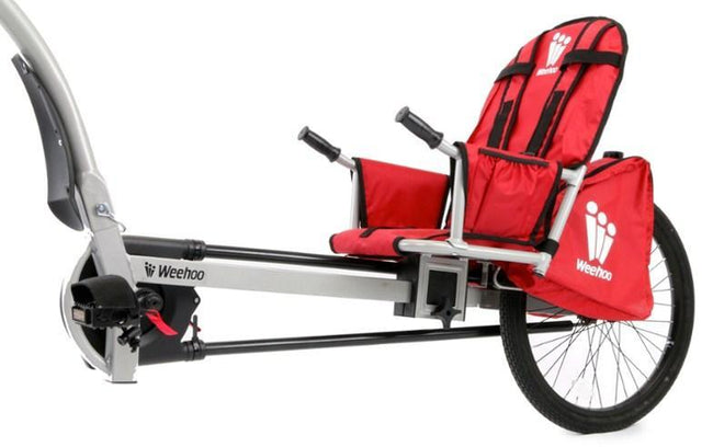 Weehoo Turbo Bike Trailer - Children's Seat for Bicycle-Weehoo-Voltaire Cycles of New Jersey