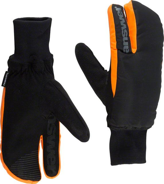 Answer Sleestak Three Season Mitt for Bicycle Riders-Answer-Voltaire Cycles of New Jersey