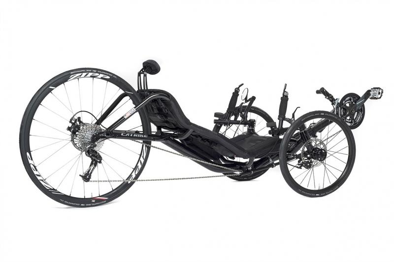 Catrike 700c Sport Recumbent Trike-Catrike-Voltaire Cycles of New Jersey
