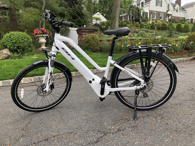BH ATOM Street - Brose mid-drive E-Bike - FLOOR DEMO-BH Easy Motion-Voltaire Cycles of New Jersey