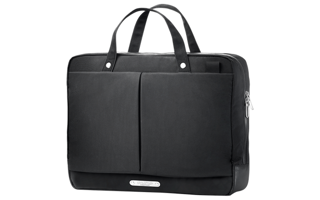Brooks Street Briefcase w/ Klic Fix-Brooks England-Voltaire Cycles of New Jersey