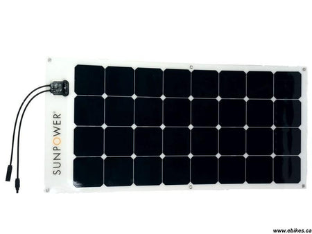 100W Flexible Solar Panel-Grin Technologies-Voltaire Cycles of New Jersey