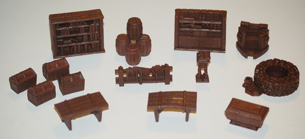 The Dungeon Furniture