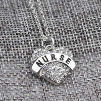 Graduation Gift family jewelry Bling Letter Mom sister best friend faith hope mimi niece nurse teacher believe daughter necklace