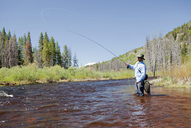 Tips for Early Spring Tailwater Trout