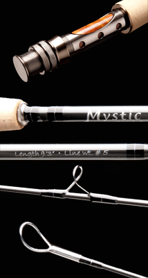 Michigan Fly - Reviews on the Mystic Tremor Fly Rod