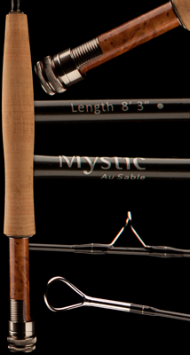 FLA Fly Fish Review - Mystic Tremor 8WT