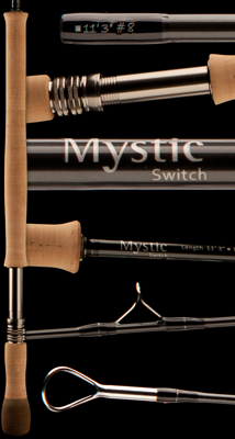 Cutthroats Galore Reviews Mystic 8WT Switch Rod