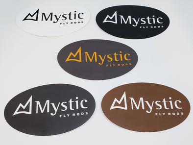 Mystic Oval Stickers