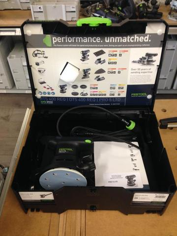 Festool PRO 5 LTD in Systainer