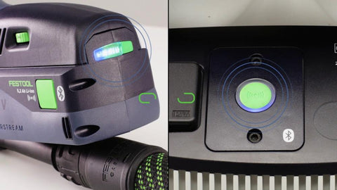 festool bluetooth battery ct
