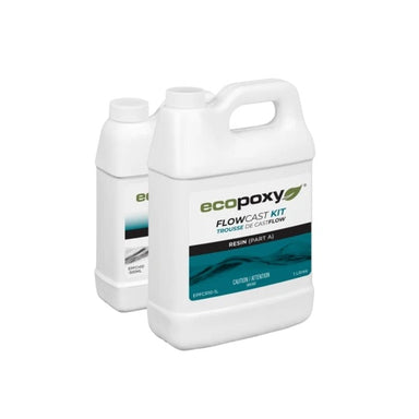 EcoPoxy FlowCast Epoxy Kit