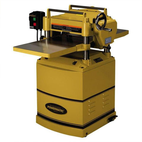 "Ultimate Tools 15HH, 15"" Planer, 3HP 1PH 230V, no DRO"