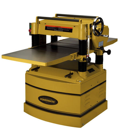 "Ultimate Tools 20"" Planer, 209 Series"
