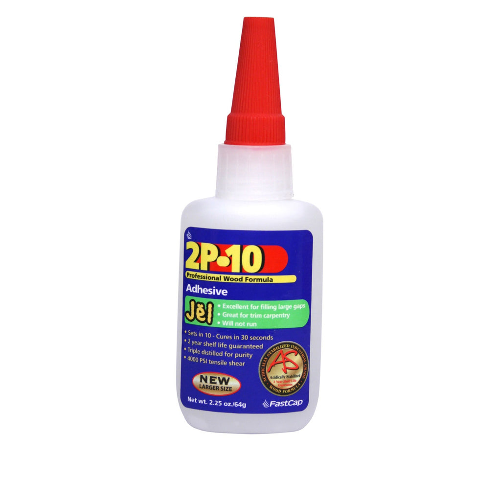 Ultimate Tools 2P-10 Standard Jel Adhesive 2.25 Oz.