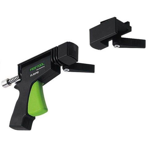 FS-Rapid clamp w/ fixed jaw