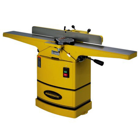 "Ultimate Tools 54A, 6"" Jointer, 1HP 1PH 115/230V"