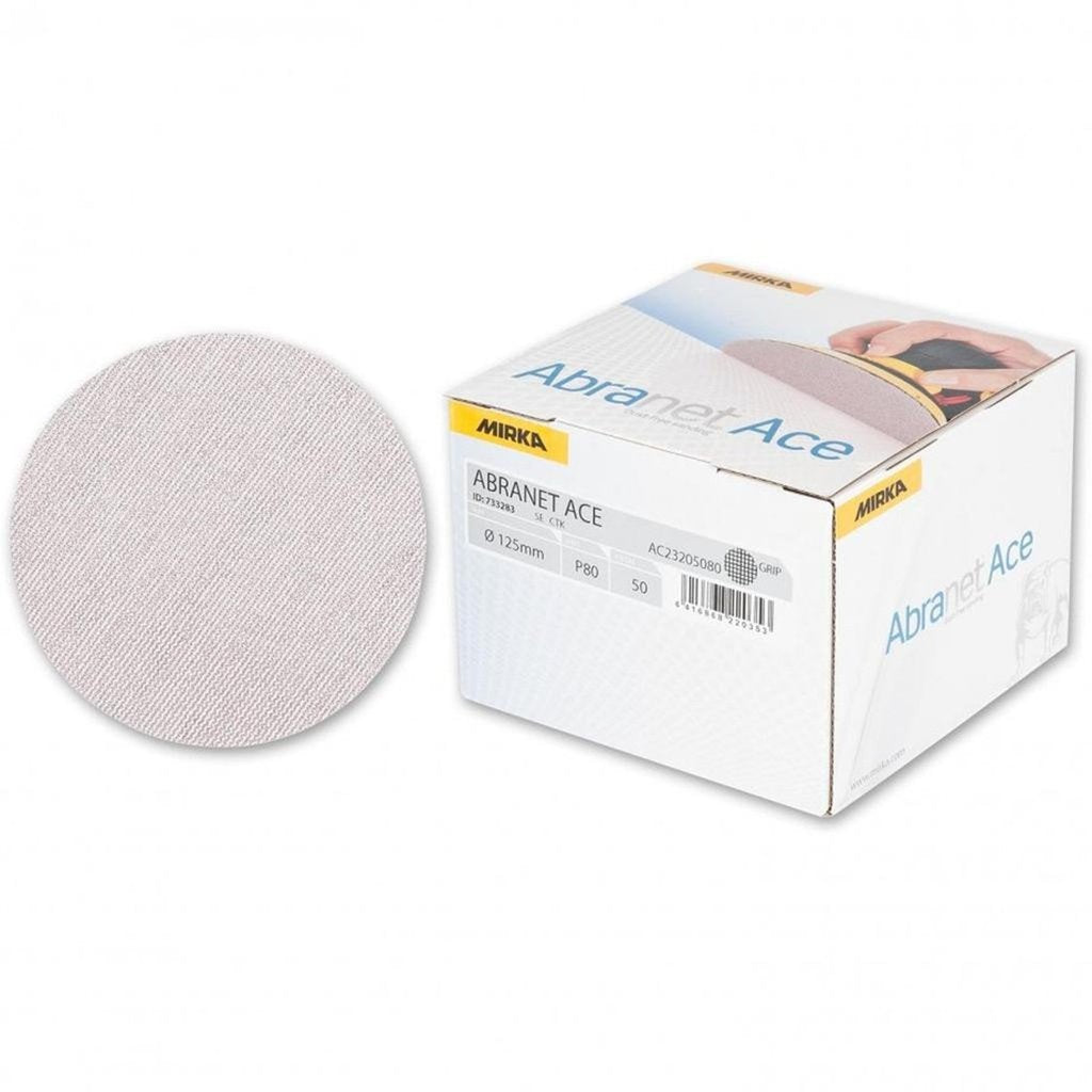 "Ultimate Tools 5"" Abrasive - Abranet Ace Mesh 120 Grit"