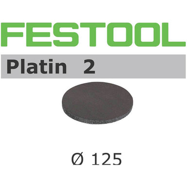 "Ultimate Tools 5"" Abrasive - Platin 2"