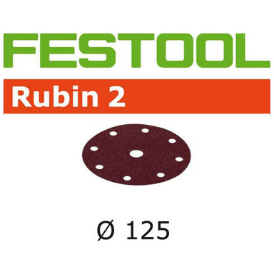 "Ultimate Tools 5"" Abrasive - Rubin 2"