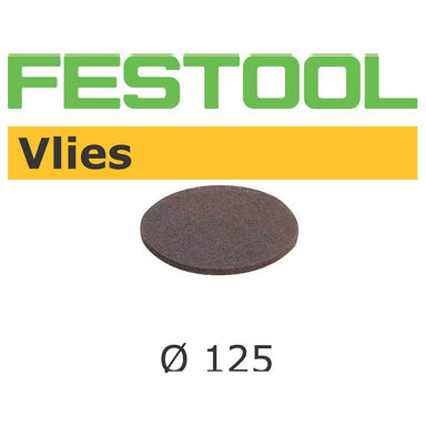 "Ultimate Tools 5"" Abrasive - Vlies"
