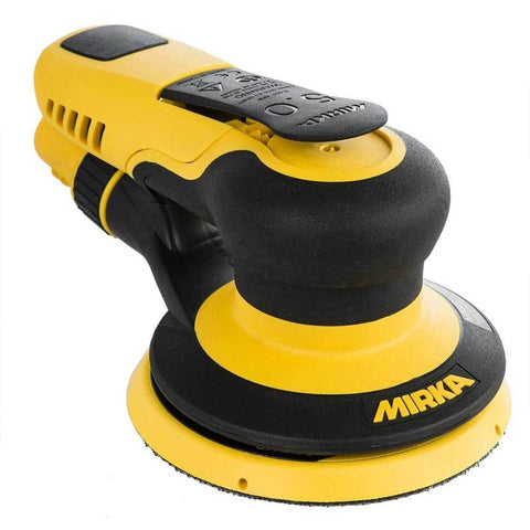 "Ultimate Tools 5"" PROS Pneumatic Random Orbit Sander"