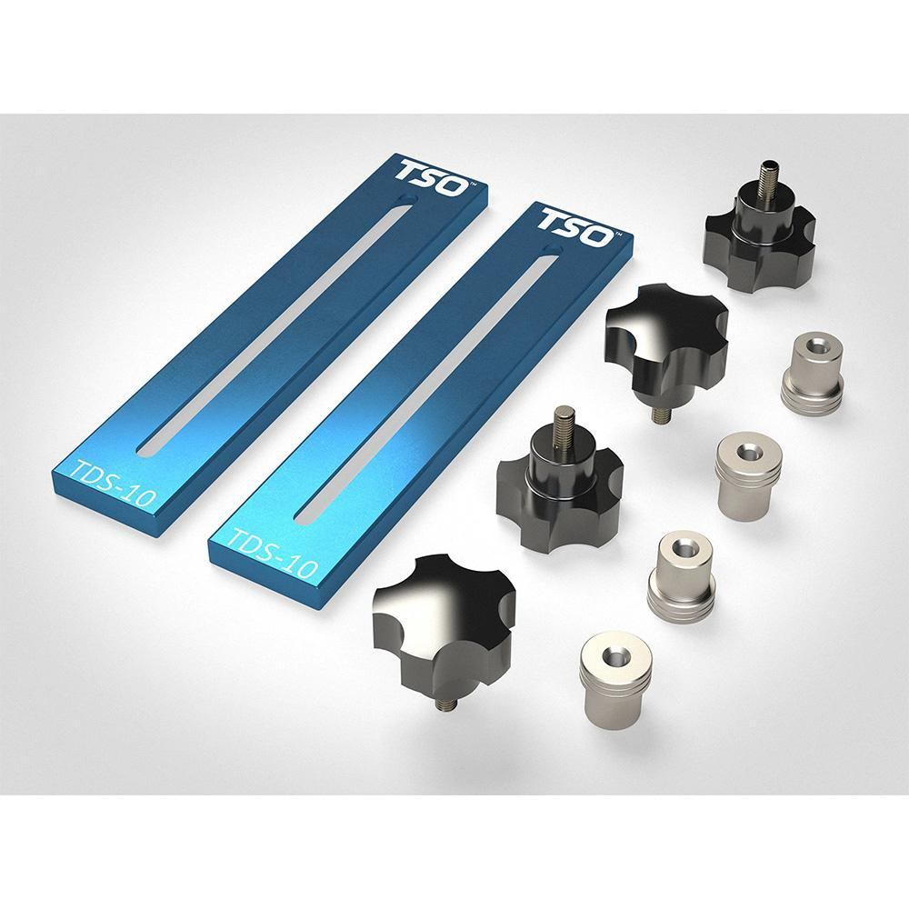 TDS-10 Dog Stops for 20mm Worktops 61-418 A