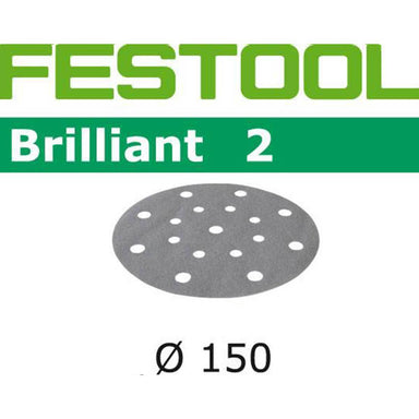 "Ultimate Tools 6"" Abrasive - Brilliant 2"