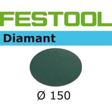 "Ultimate Tools 6"" Abrasive - Diamant  D150 D500"