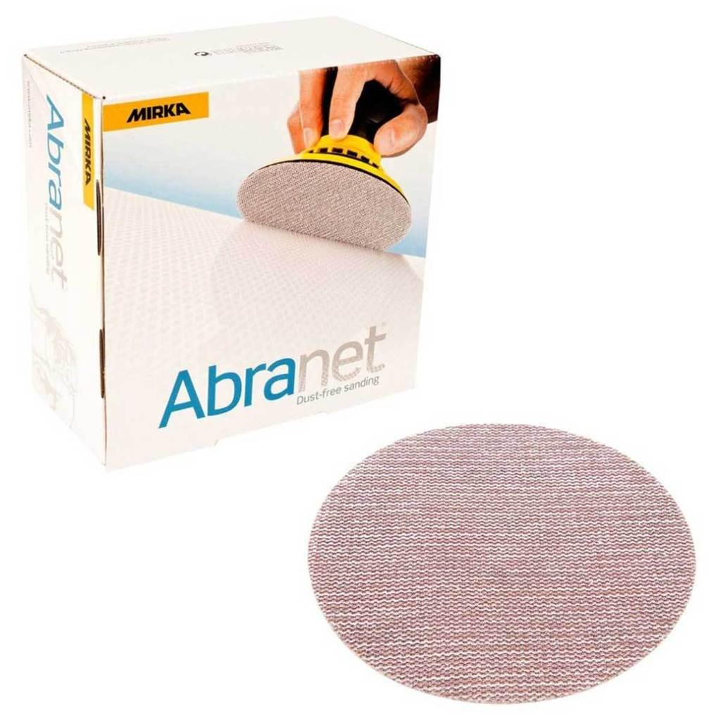 "Ultimate Tools 5"" Abranet Mesh Abrasives 120 Grit"