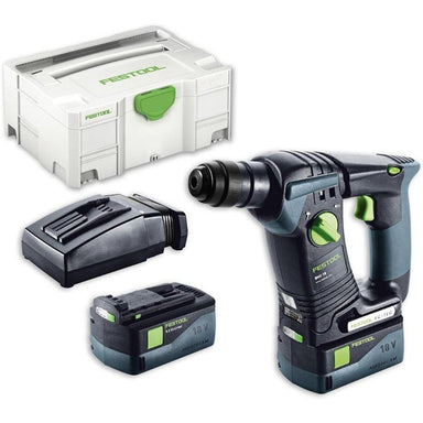 BHC 18 SDS Rotary Hammer Drill with Airstream Batteries